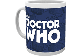 Doctor Who Logo Tasse