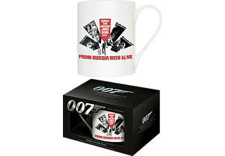 James Bond 007 - From Russia With Love - Tasse