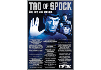Tao Of Spock - Poster