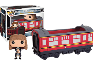 Harry Potter Pop! Rides Hogwarts Express + Hermine
