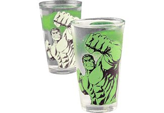 Hulk Colour change Glass