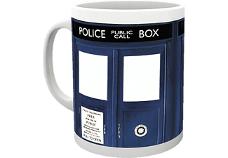Doctor Who Tardis Tasse
