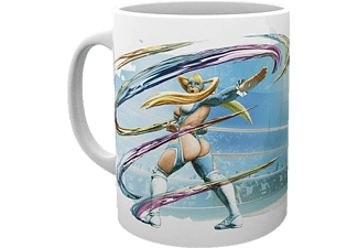 Street Fighter V - R Mika - Tasse