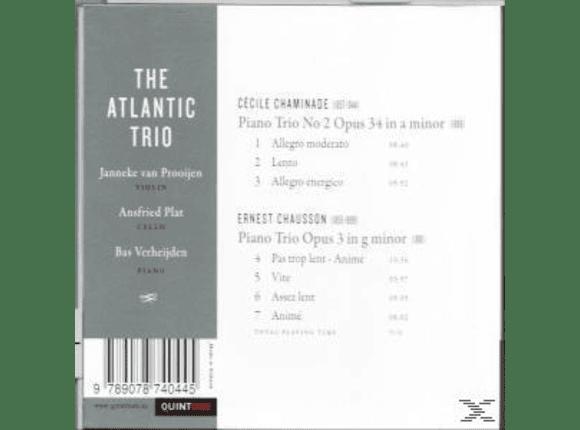 The Atlantic Trio - Le Salon De Chausson [CD]