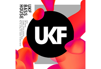 VARIOUS - Ukf Bass House (2cd+Mp3) [CD + Download]