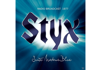 Styx - Suide Madame Blue - (CD)