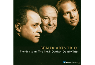 "Beaux Arts Trio - Klaviertrio 1/K.Trio 4 ""Dumky"" [CD]"