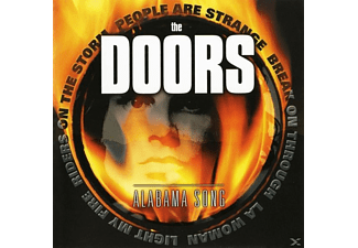 The Doors Alabama Song CD