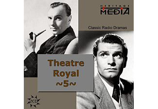Theatre Royal Vol.5 - 2 CD - Hörbuch
