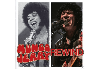 Mungo Jerry - Rewind - (CD)