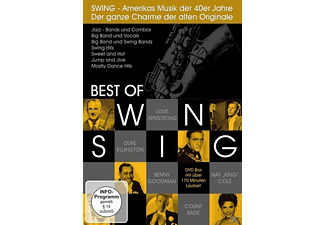 VARIOUS - Best Of Swing-Amerikas Musik Der 40er - (DVD)