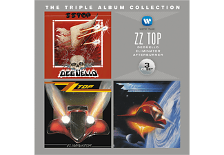 Zz Top - The Triple Album Collection [CD]
