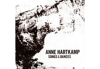 Anne Hartkamp - Songs & Dances - (CD)
