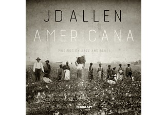 Jd Allen - Americiana-Musings on Jazz and Blues - (CD)