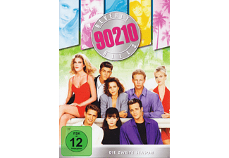 BEVERLY HILLS 90210 2.SEASON (MB) [DVD]