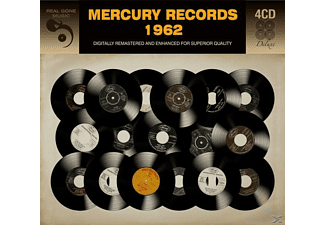 VARIOUS - Mercury Records 1962 - (CD)