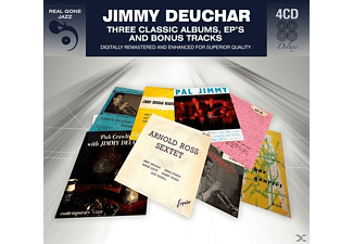 Jimmy Deuchar - 3 Classic Albums Plus - (CD)