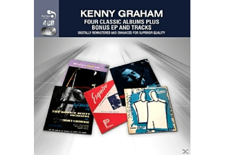 Kenny Graham - 4 Classic Albums Plus - (CD)