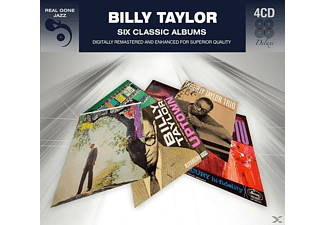Billy Taylor - 6 Classic Albums [CD]