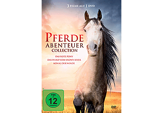 Pferdeabenteuer Collection [DVD]