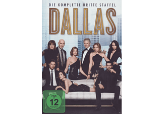 Dallas - Staffel 3 - (DVD)