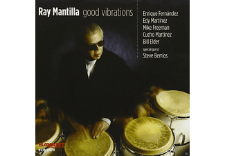 Ray Mantilla, VARIOUS - Good Vibrations [CD]
