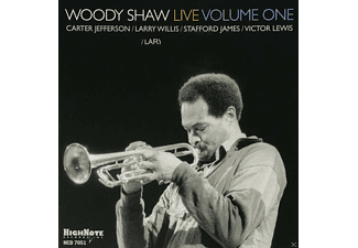 Woody Shaw - Woody Shaw Live, Volume One - (CD)