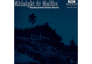 Victor Harris - Midnight At Malibu: The Essent Ial Victor Harris [CD]