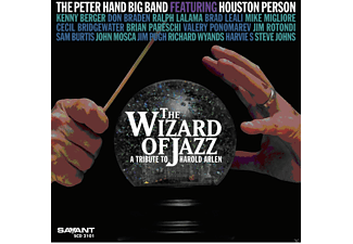 Peter Hand Big Band - The Wizard Of Jazz - (CD)