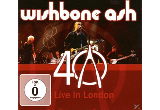 Wishbone Ash - 40th Anniversary Concert-Live In London - (CD + DVD Video)