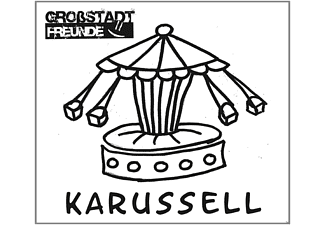Grossstadt Freunde - Karussell - (5 Zoll Single CD (2-Track))
