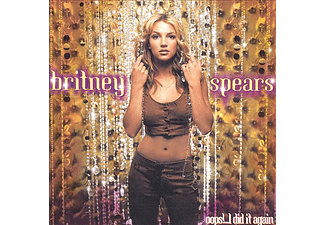 Britney Spears - Oops!...I Did It Again (CD)