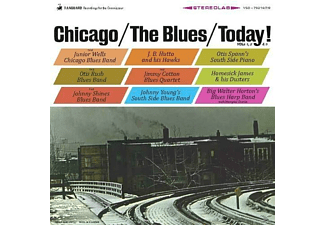VARIOUS - Chicago. The Blues. Today! - (Vinyl)