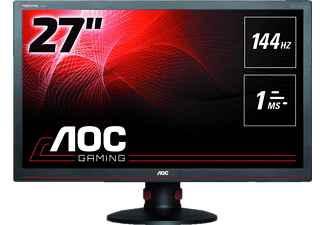 AOC G2770PF, Monitor mit 68.6 cm / 27 Zoll Full-HD Display, 1 ms Reaktionszeit
