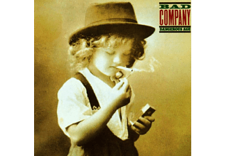 Bad Company - Dangerous Age - (CD)