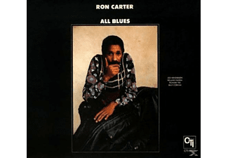 Ron Carter - ALL BLUES - (Vinyl)