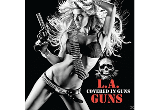 L.A. Guns - Covered In Guns - (CD)