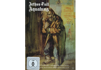 Jethro Tull, Auqualung - Aqualung - (CD + DVD Video)