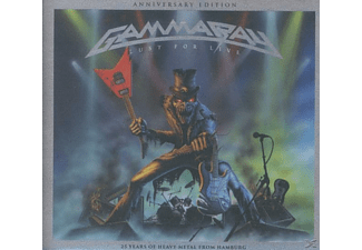Gamma Ray -  Lust For Live (Anniversary Edition) [CD]
