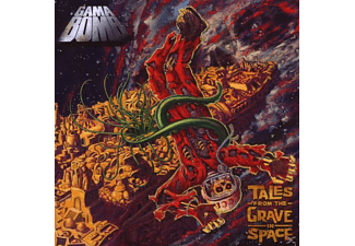 Gama Bomb - Tales From The Grave In Space [CD]