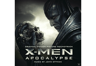 Ottman John - X-Men: Apocalypse/OST [CD]