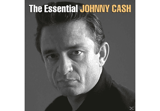 Johnny Cash - The Essential Johnny Cash - (Vinyl)