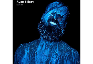 Ryan Elliott, VARIOUS - Fabric 88 - (CD)