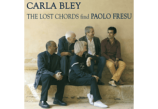 Carla Bley, VARIOUS - The Lost Chords Find Paolo Fresu [CD]