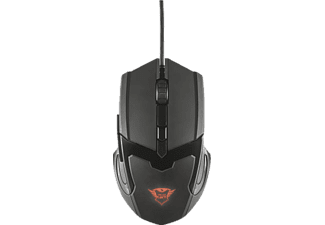TRUST GXT 101 Gaming Mouse Siyah (21044)