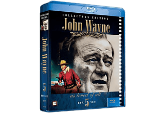 John Wayne Box Action Blu-ray