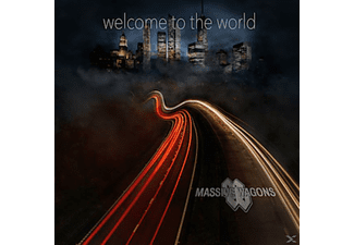 Massive Wagons - Welcome To The World - (CD)