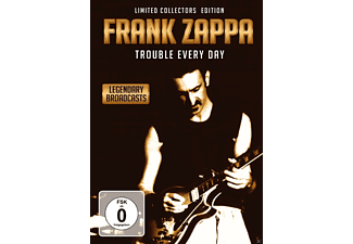 Frank Zappa - Trouble Every Day [DVD]