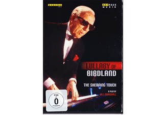 George Shearing - Lullaby Of Birdland/The Sheari - (DVD)