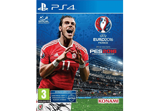 Pro Evolution Soccer Euro 2016 PS4
